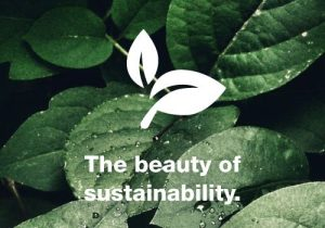 Beauty of sustainability